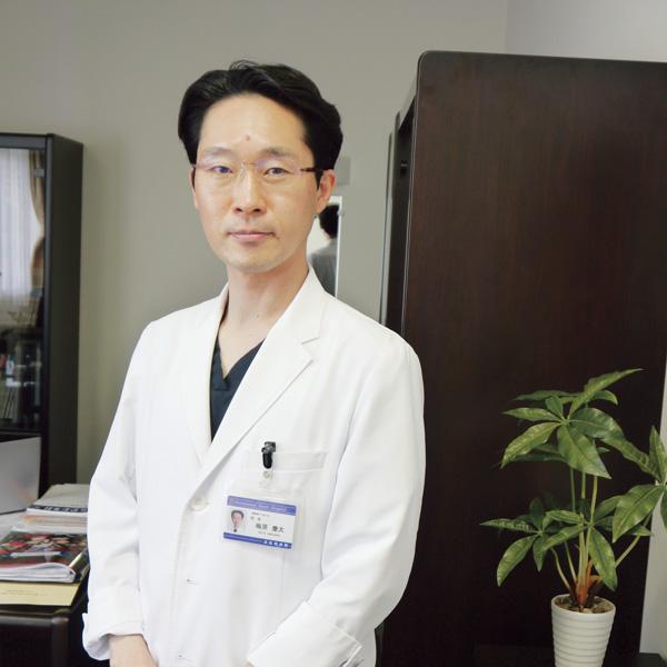 医療法人社団綾和会 浜松南病院 梅原 慶太 院長
