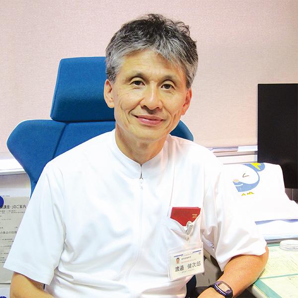 独立行政法人国立病院機構熊本医療センター 精神科 渡辺 健次郎 統括診療部長