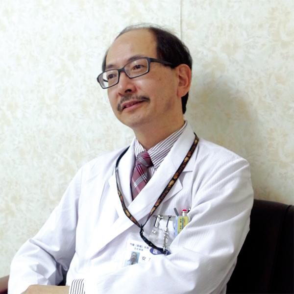 福岡県済生会八幡総合病院 腎センター 安永 親生 主任部長