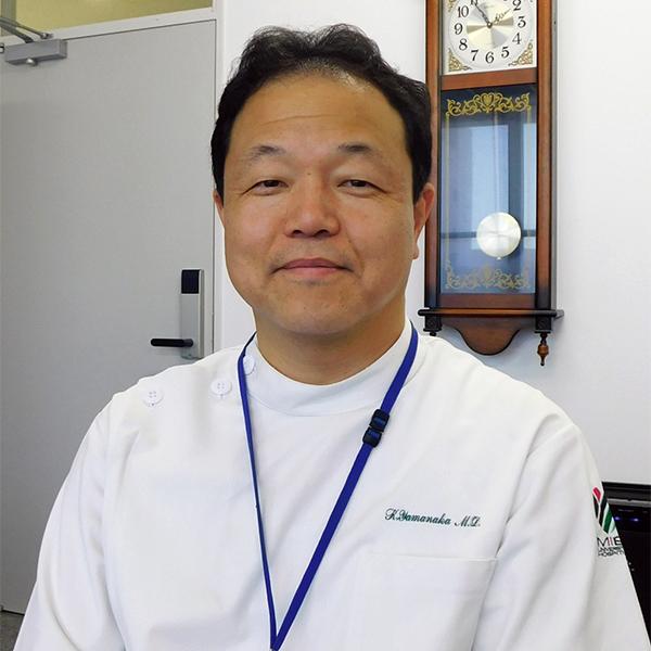 三重大学大学院医学系研究科皮膚科学 山中 恵一 教授