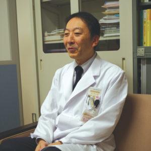 鳥取大学医学部脳神経医科学講座 精神行動医学分野 兼子 幸一 教授