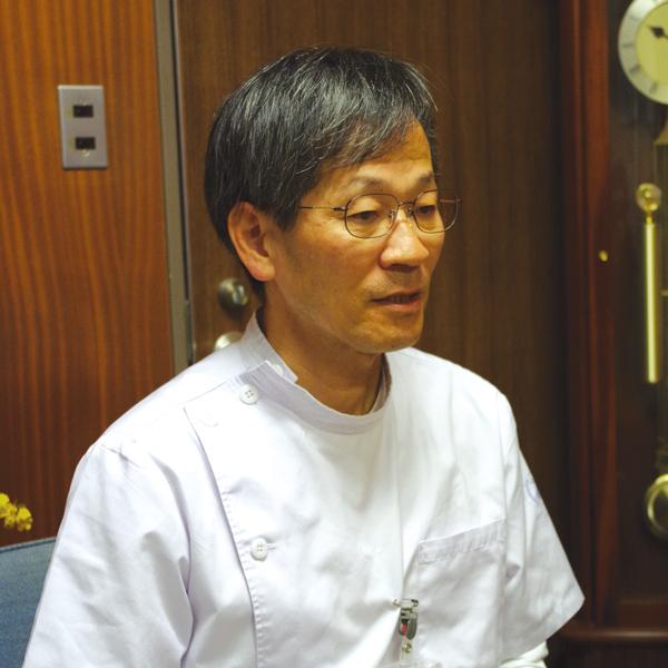 島根大学医学部放射線医学講座 北垣 一 教授