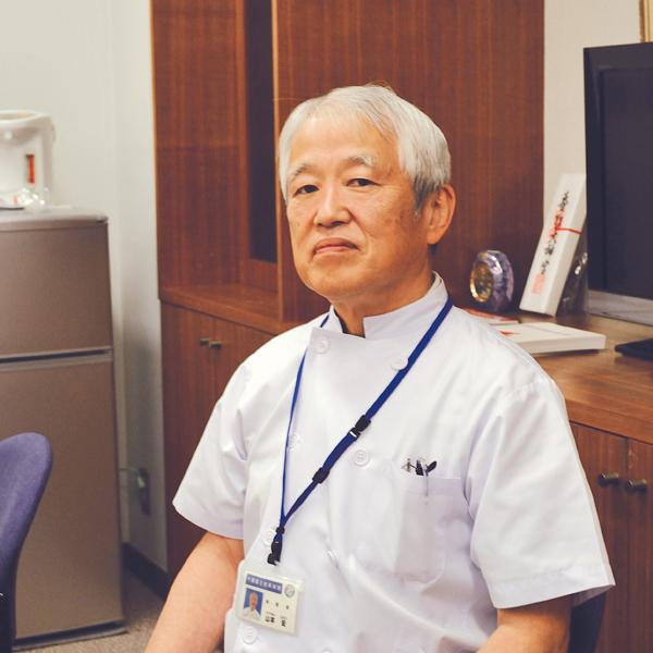 千葉県立佐原病院 山本 宏 病院長