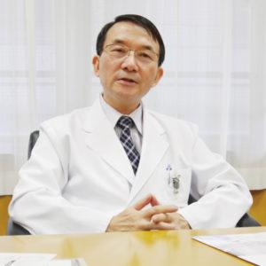 一宮市立市民病院 松浦 昭雄 院長