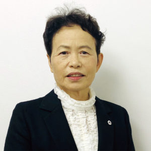 高知県看護協会 会長 宮井 千惠