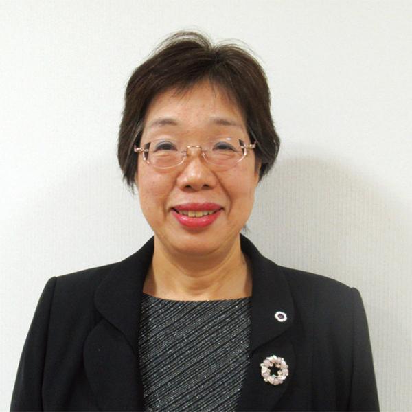愛媛県看護協会 会長 小椋 史香