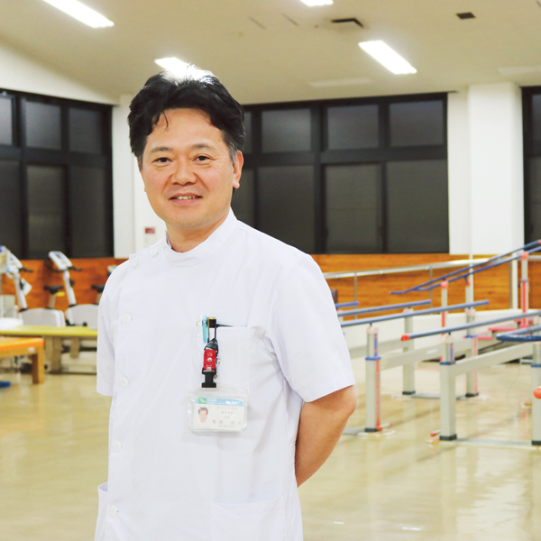 宮崎県立宮崎病院 リハビリテーション科部長 整形外科医長 菊池 直士