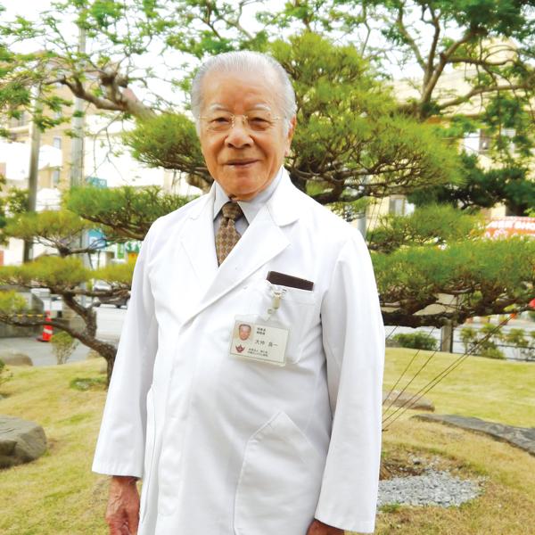 医療法人寿仁会 沖縄セントラル病院 大仲 良一 理事長