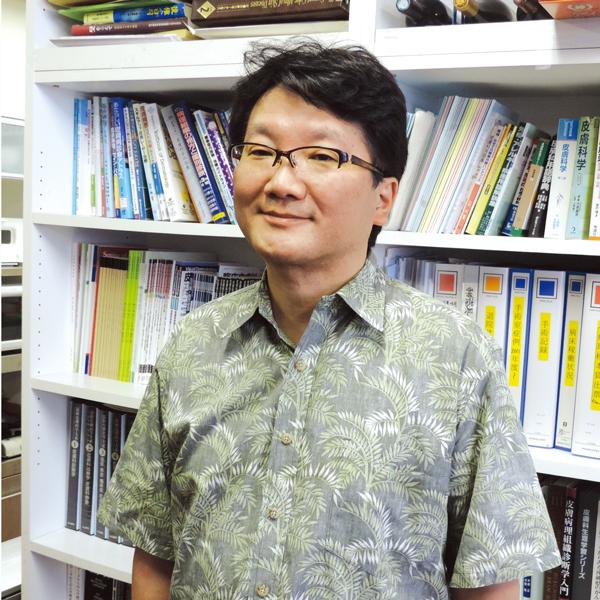 琉球大学大学院医学研究科皮膚病態制御学講座 高橋 健造 教授