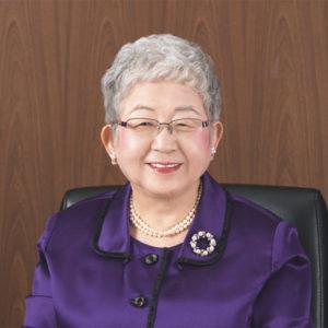 学校法人 福岡学園 理事長 水田 祥代