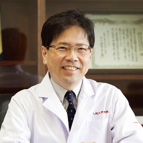 九州大学病院別府病院 病院長 堀内 孝彦