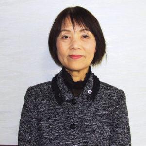 長崎県看護協会 会長 西村 伊知恵