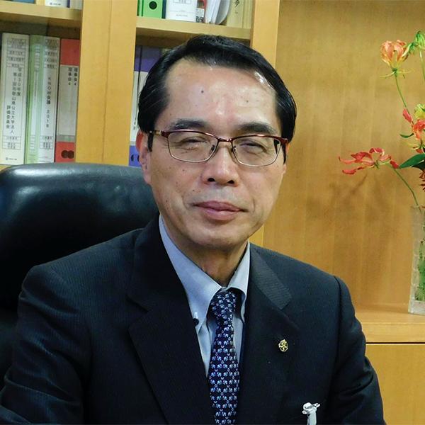 和歌山県立医科大学 宮下 和久 理事長・学長