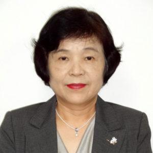 京都府看護協会 会長 今西 美津惠