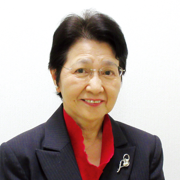 奈良県看護協会 会長 平 葉子