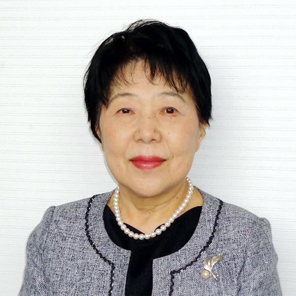 和歌山県看護協会 会長 古川 紀子
