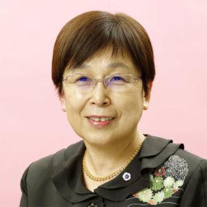 東京都看護協会 会長 山元 恵子