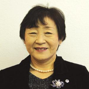 千葉県看護協会 会長 寺口 惠子