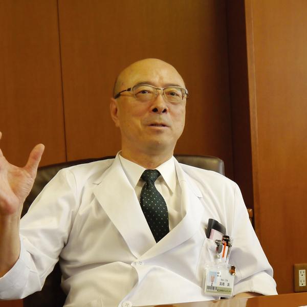 静岡県立静岡がんセンター 高橋 満 病院長