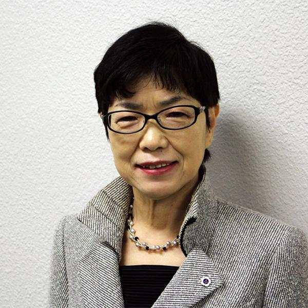 愛知県看護協会 会長 鈴木 正子