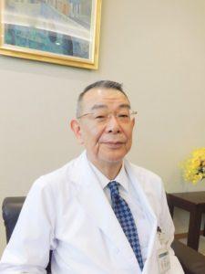 金沢医科大学病院 北山 道彦 病院長