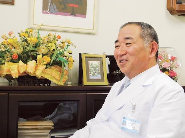 近畿大学医学部外科学(下部消化管部門) 奥野 清隆 主任教授