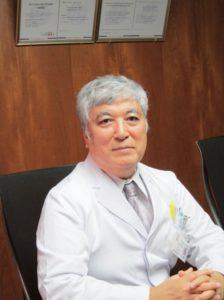 独立行政法人国立病院機構 沖縄病院 川畑 勉 院長