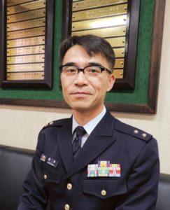 自衛隊福岡病院 松木 泰憲 病院長