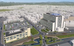 災害にも強い病院へ 地域完結型を目指す