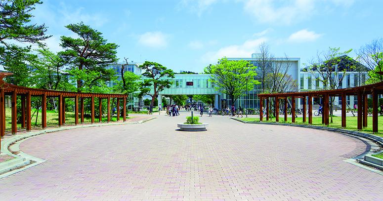 国立大学法人秋田大学 創立70周年