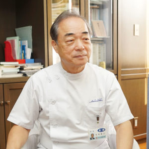 高齢化社会の先を見据えて変化し続ける病院に