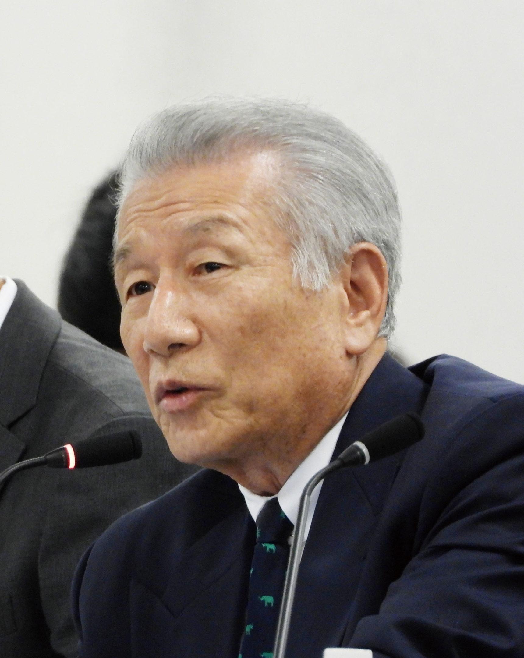 日本慢性期医療協会 会長 武久  洋三