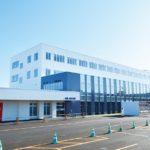 新外来棟の運用開始2020年9月に全面完成