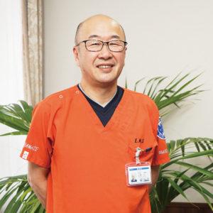 災害医療は「大きな救急」 対策室を起点にDMAT派遣