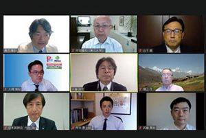 日本遠隔医療学会オンライン診療分科会 第1回公開研究会 「新型コロナウイルス感染対策―オンライン診療の優位点を最大活用するために」