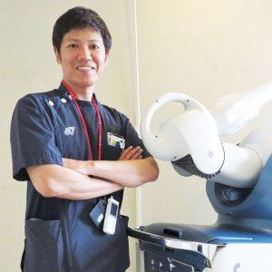 沖縄県内で初の成功 ロボティックアーム手術