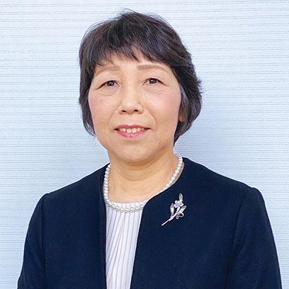 和歌山県看護協会 会長  東  直子