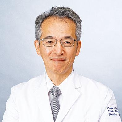 大阪大学医学部附属病院 病院長  土岐  祐一郎