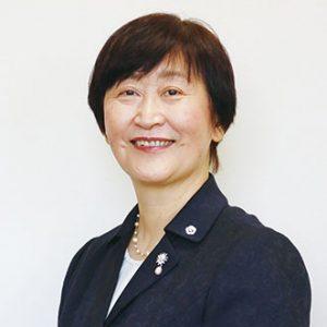 大阪府看護協会 会長  高橋  弘枝