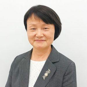 栃木県看護協会 会長  朝野  春美