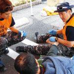 現場ニーズに迅速に対応  独自の災害医療チーム派遣