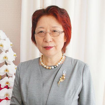 福井県看護協会 会長  江守  直美