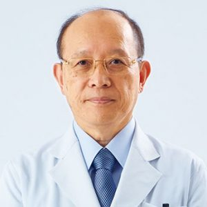 福岡大学病院 病院長  岩﨑  昭憲
